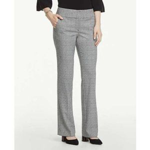 Ann Taylor Checkered Signature Fit Dress Pants